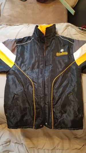 Reebok boys XL Steelers jacket for Sale in Leesburg, VA