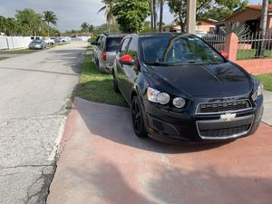 2012 Chevy Sonic Ls Manual transmission for Sale in Homestead, FL