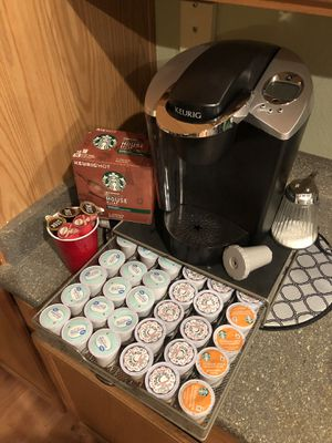 Keurig B60 Special Edition Single Cup Brewing System Coffee Maker for Sale in Peoria, AZ