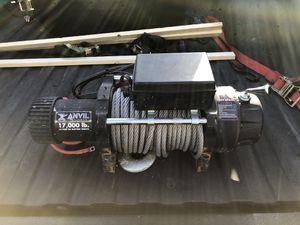 Anvil 17,000 lb winch new for Sale in Burbank, CA