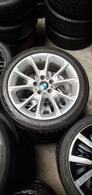 BMW wheels, m3 rims, m4 rims, x5 rims, I series rims for Sale in Anaheim, CA