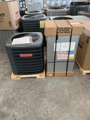 Ac unit set 2 tons installed NEW for Sale in Hollywood, FL