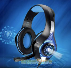 Blue led headset PS4 Xbox pc for Sale in West Monroe, LA