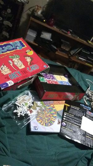 Quelf board game all the pieces are there for Sale in Oklahoma City, OK