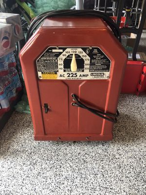 Lincoln ac225 welder for Sale in Claremont, CA