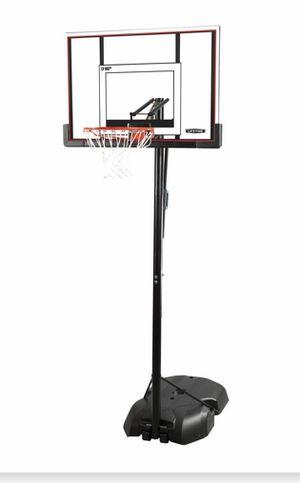 "Lifetime 50"" All Star Portable Basketball Hoop for Sale in Fontana, CA"