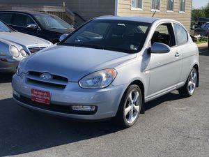 2007 Hyundai Accent excellent condition for Sale in Fredericksburg, VA