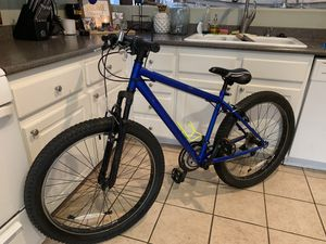 Mountain Bike With All Terrain Oversized Tires for Sale in Las Vegas, NV