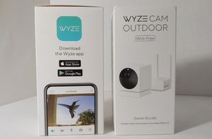Wyze Cam Outdoor for Sale in Fort Worth, TX