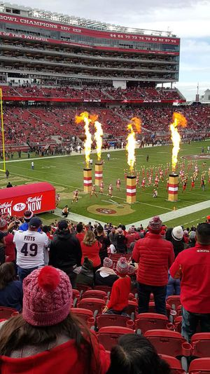 49ERS vs Steelers ticket for Sale in Milpitas, CA