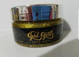 Gold Glitter Hydrating Star Face Mask for Sale in West Jordan, UT