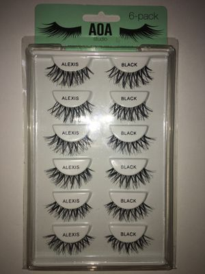 6 pairs of lashes for Sale in Fort Lauderdale, FL