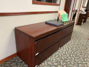 Large file cabinet for Sale in Sumner, WA