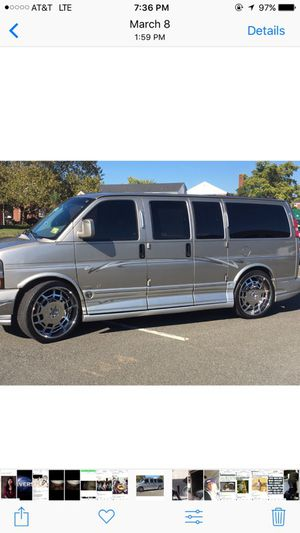 Chevy express for Sale in Newark, NJ