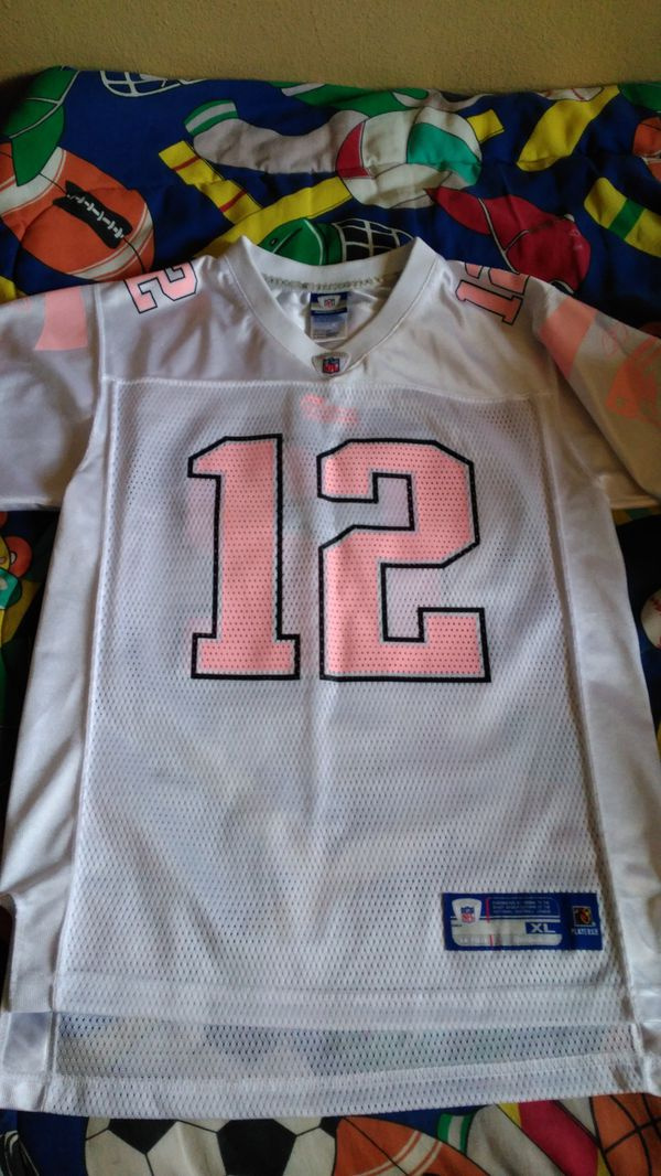 PATRIOTS JERSEY SIZE XL YOUTH
