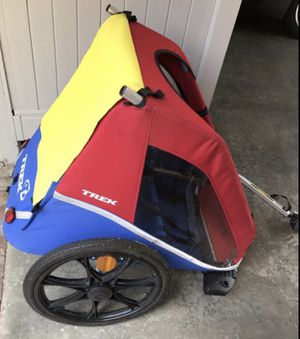 Trek Bike Trailer / Stroller for Sale in Essex, MD