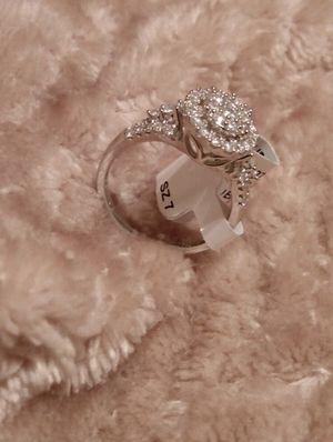 10 carat diamond engagement ring for Sale in Powder Springs, GA