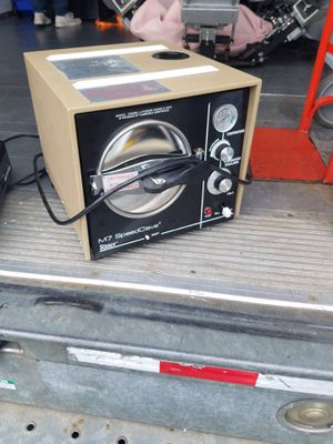 M7 speedclave for Sale in Egg Harbor City, NJ