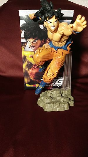 DRAGON BALL Z SUPER TAG FIGHTERS GOKU COLLECTIBLE FIGURE for Sale in El Mirage, AZ