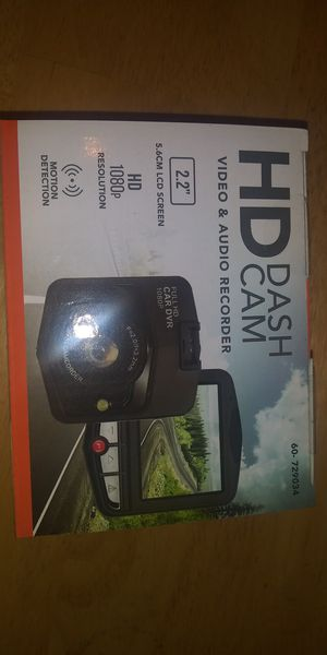 HD Dash Cam for Sale in Ontario, CA
