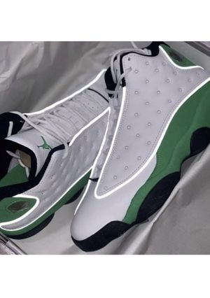 Air Jordan Retro 13 Lucky Green Size 9 Men 10.5 Woman for Sale in Queens, NY