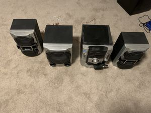 Sony Boom Box with Cd and tape player for Sale in Whittier, CA