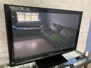 Wood working TV Panasonic in excellent conditions for Sale in FL, US
