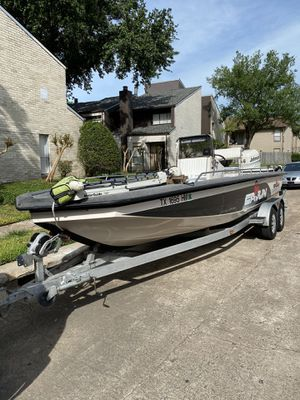 Cajun fishing Boat for Sale in Houston, TX