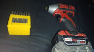Milwaukee m18 impact driver for Sale in Auburn, WA
