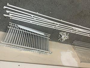 Wire closet/utility shelves for Sale in Miami, FL