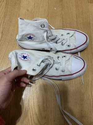 White converse for Sale in Taycheedah, WI