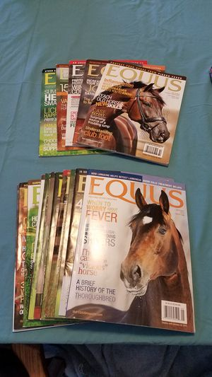 Horse magazines for Sale in AR, US