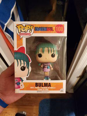 Bulma Funko Pop Dragon ball for Sale in Lexington, KY