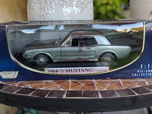 1964 1/2 Hard top Ford Mustang toy model car for Sale in Long Beach, CA