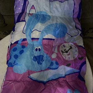 Vintage Blues Clues Sleeping Bag for Sale in Canyon Country, CA