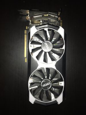 GeForce GTX 960 4GD5T OC Gaming Graphics Card for Sale in Heidelberg, PA