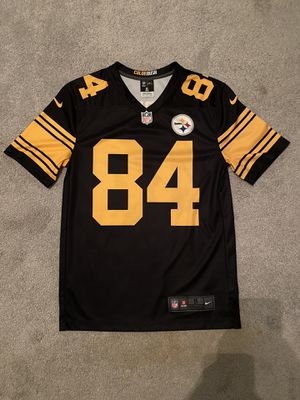NFL Steelers Color Rush Jersey Size S for Sale in Farmers Branch, TX