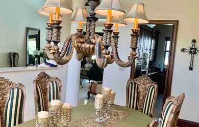 Living And Dinner Rooms Luis XV for Sale in Miami,  FL