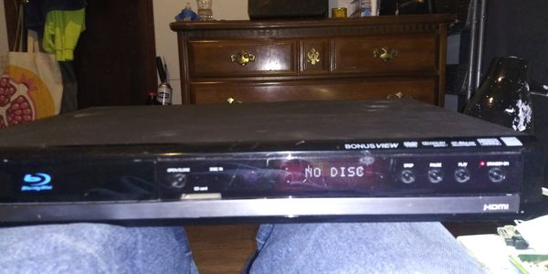 Magnavox Blu-Ray DVD player