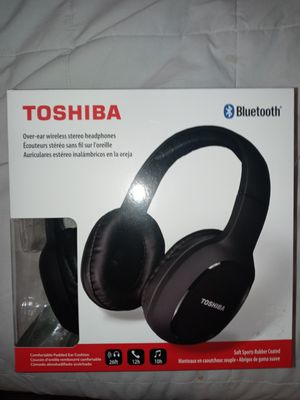 Toshiba Bluetooth Headphones for Sale in Houston, TX