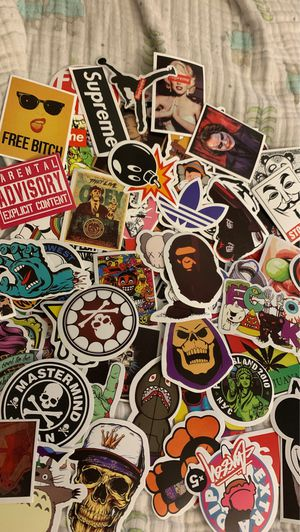 Stickers for Sale in Compton, CA