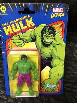 """Marvel Legends Retro Hulk 3.75"""" for Sale in Mountlake Terrace,  WA"""