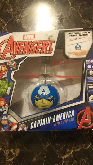 Captain America UFO ball for Sale in Henderson, NV