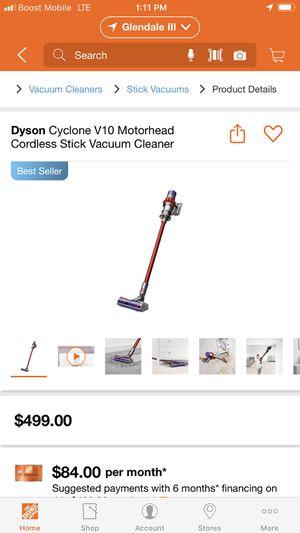 Dyson vacum for Sale in Peoria, AZ