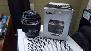 Canon 60mm 2.8 USM for Sale in Philadelphia, PA