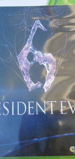 Resident Evil Xbox 360 Video Game for Sale in Orange,  CA