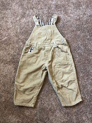 Burberry overall size 2 kids for Sale in San Mateo, CA