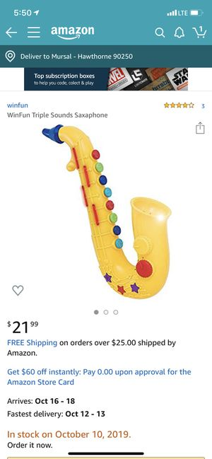 Saxophone for Sale in Hawthorne, CA