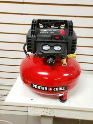 Porter cable compressor 6.0gal 150 psi for Sale in Alpharetta, GA