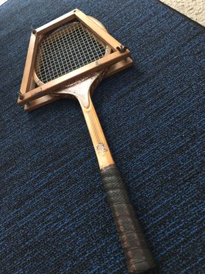 IMPERIAL Vintage Tennis Racket for Sale in Cary, NC